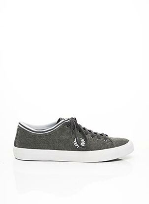 Baskets gris FRED PERRY pour homme