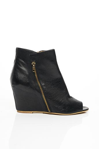Bottines/Boots noir BEE.FLY pour femme