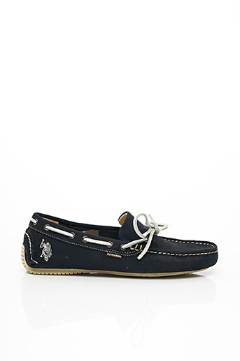 Chaussures bâteau bleu U.S. POLO ASSN pour homme