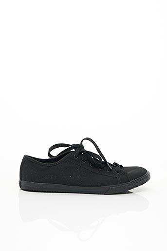 Baskets noir CONVERSE pour femme