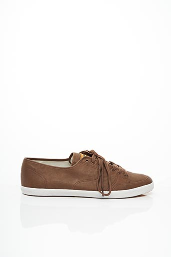 Baskets marron SUPREME BEING pour homme