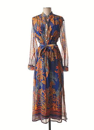 Robe longue orange VALERIE KHALFON pour femme