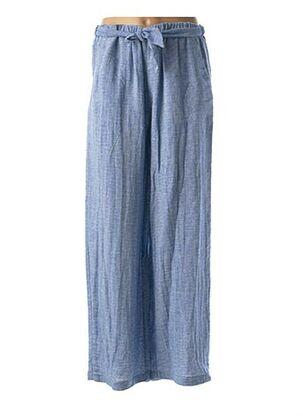 Pantalon 7/8 bleu VALERIE KHALFON pour femme