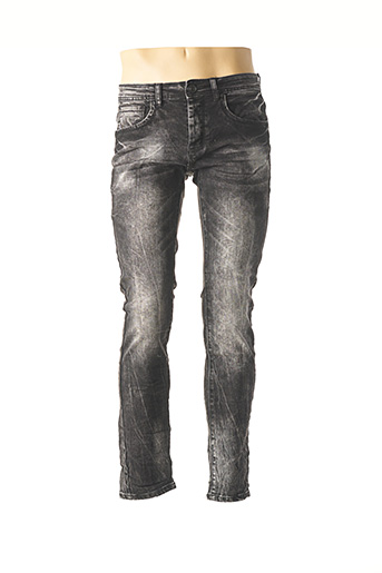Jeans skinny noir YES!BOY pour homme