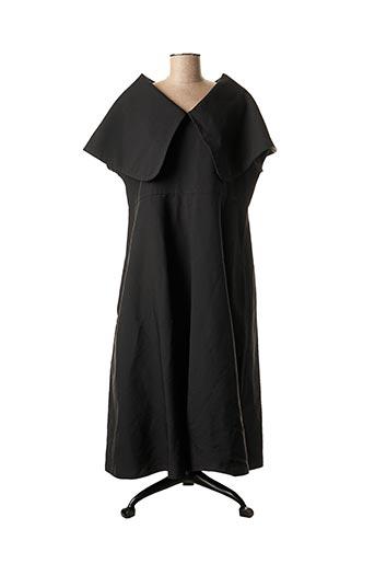 Robe mi-longue noir COMME DES GARCONS pour femme