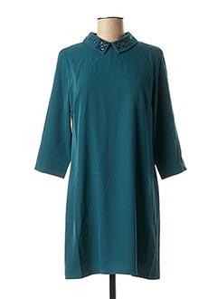 Robe courte bleu MOLLY BRACKEN pour femme