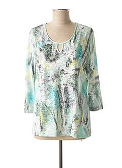 T-shirt manches longues vert GERRY WEBER pour femme
