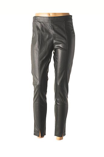 Pantalon chic noir ANNA ELLIS pour femme