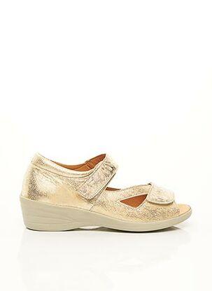 Chaussures de confort beige FLORETT pour femme
