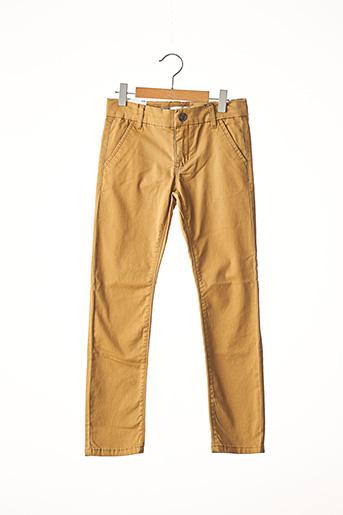 Pantalon casual beige NAME IT pour garçon
