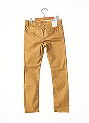 Pantalon casual beige NAME IT pour garçon seconde vue