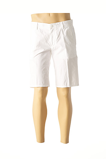 Bermuda blanc HUGO BOSS pour homme