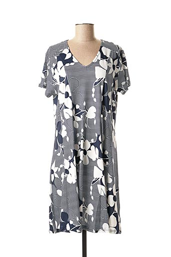 Robe courte bleu ROSE POMME pour femme