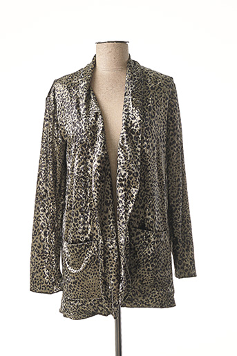 Veste chic / Blazer gris MOLLY BRACKEN pour femme