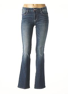 Jeans bootcut bleu FRACOMINA pour femme