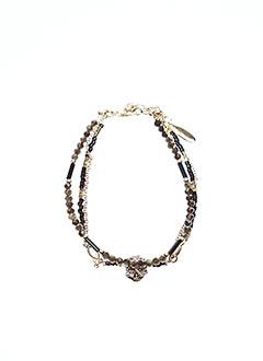 Bracelet marron HIPANEMA pour femme