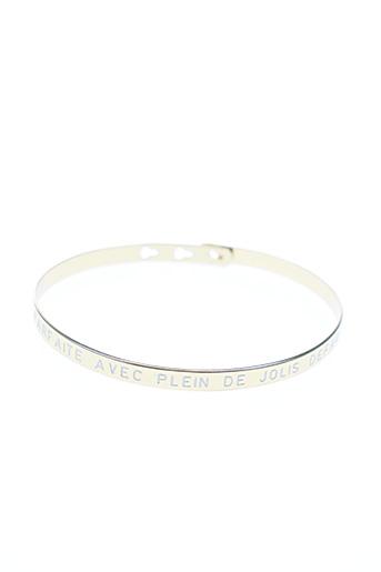 Bracelet jaune MYA-BAY pour femme