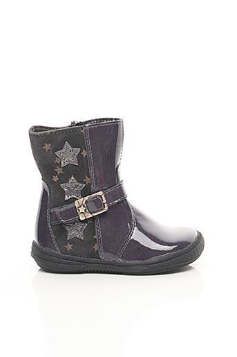 Bottes violet BOPY pour fille