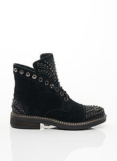 Bottines/Boots noir ALMA EN PENA pour femme