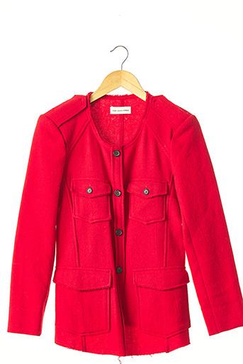 Veste casual rouge ISABEL MARANT pour femme