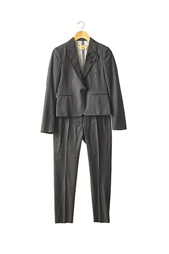 Veste/pantalon gris DIEGA pour femme