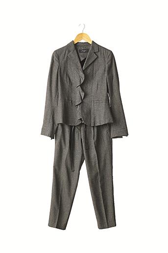 Veste/pantalon noir MAXMARA pour femme