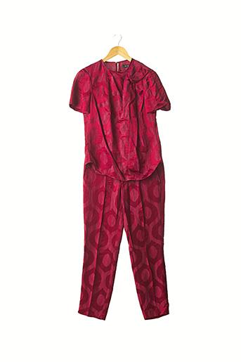 Top/pantalon rouge ISABEL MARANT pour femme