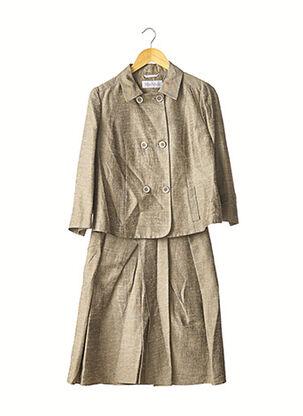 Veste/jupe vert MAXMARA pour femme
