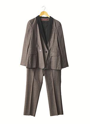 Veste/pantalon gris COMPTOIR DES COTONNIERS pour femme