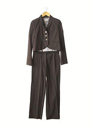 Veste/pantalon marron KENZO pour femme
