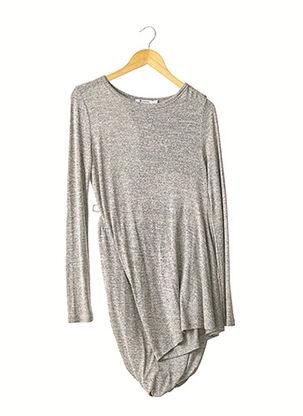 Pull/jupe gris ALEXANDER WANG pour femme