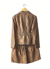 Veste/jupe marron ARMANI pour femme seconde vue