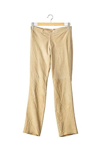 Pantalon chic beige RALPH LAUREN pour femme