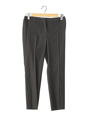 Pantalon 7/8 gris ARMANI pour femme