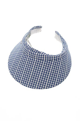 Casquette bleu LACOSTE pour femme