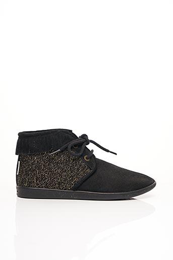 Boots noir ARMISTICE pour femme