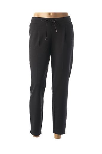 Pantalon 7/8 noir B.YOUNG pour femme