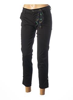 Pantalon 7/8 noir LIU JO pour femme