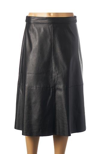Jupe mi-longue noir PENNYBLACK pour femme