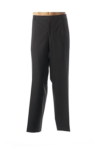 Pantalon chic noir BENVENUTO pour homme