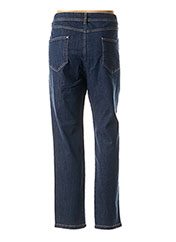 Pantalon casual bleu AN II VITO pour femme seconde vue