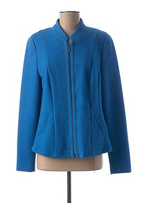 Veste chic / Blazer bleu FRANK WALDER pour femme