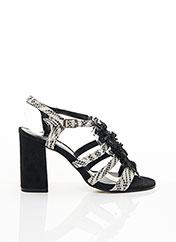 Sandales/Nu pieds noir ELIZABETH STUART pour femme seconde vue