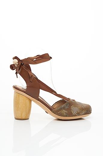 Escarpins marron NEOSENS pour femme