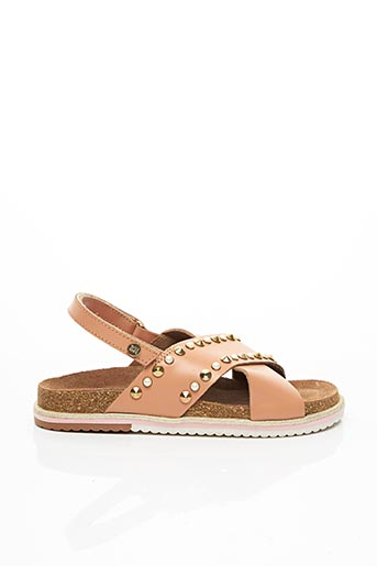 Sandales/Nu pieds rose GIOSEPPO KIDS pour fille