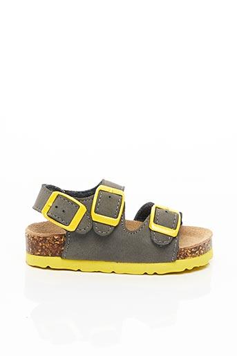 Sandales/Nu pieds vert COLORS OF CALIFORNIA pour garçon