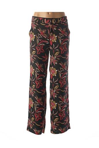 Pantalon chic noir MAISON SCOTCH pour femme