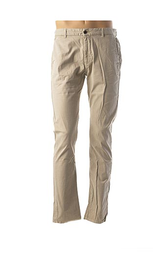 Pantalon casual beige PEARLY KING pour homme
