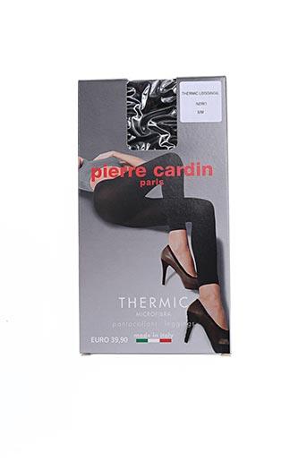 Legging noir PIERRE CARDIN pour femme