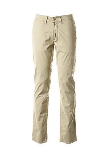 Pantalon casual vert CAMBERABERO pour homme